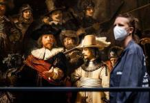 Rijksmuseum reconstruye la versión original de Ronda de Noche de Rembrandt