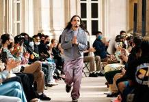 Vuelve el grunge noventero a la moda hombre de París