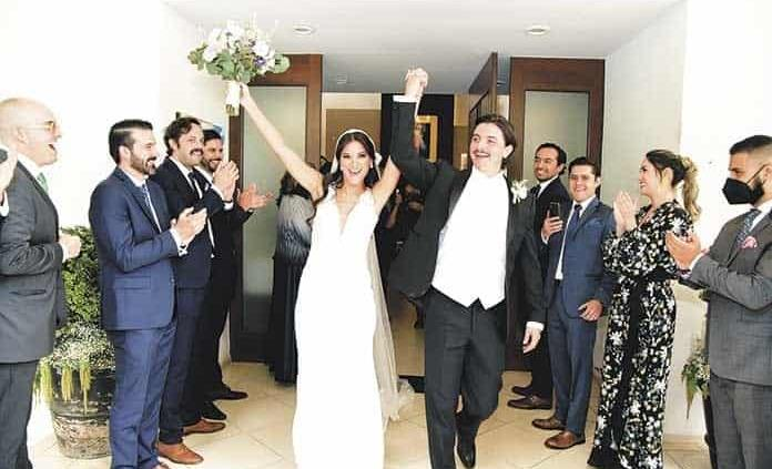 Mariana y Jaime ¡el amor los une!