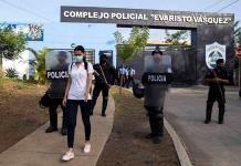 Madres de estudiantes nicaragüenses arrestados claman presión internacional