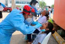 Más de 1.9 millones de menores se han contagiado de covid en América en 2021