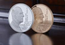 Reino Unido lanza una moneda de 5 libras conmemorativa del duque de Edimburgo