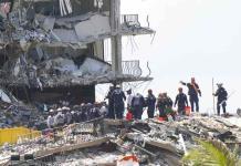 Biden visitará edificio colapsado en Florida