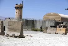 EEUU deja la base aérea de Bagram después de 20 años