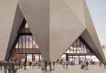 Balenciaga, la inspiración del futuro museo V&A East de Londres