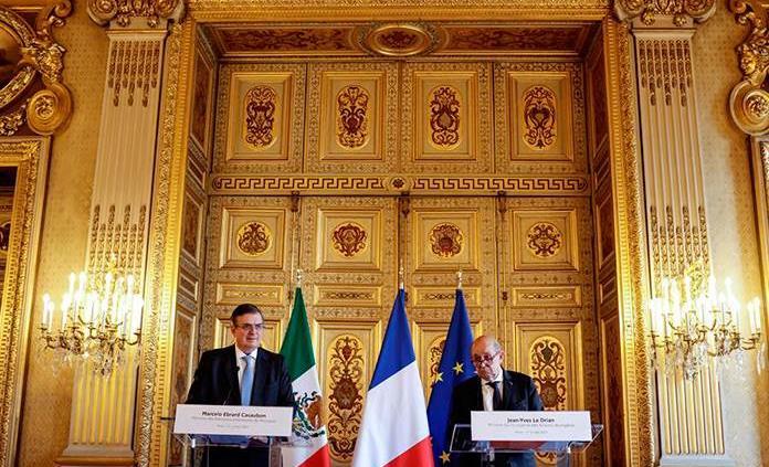 México y Francia se unen contra el tráfico ilícito de bienes culturales