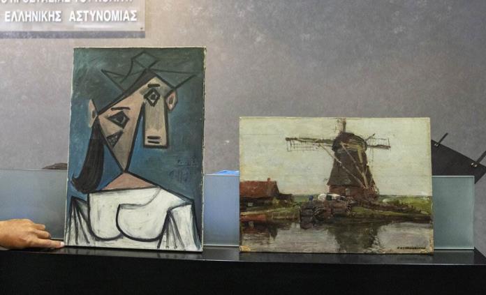 Se vende Picasso que pasó 50 años en el clóset de una casa