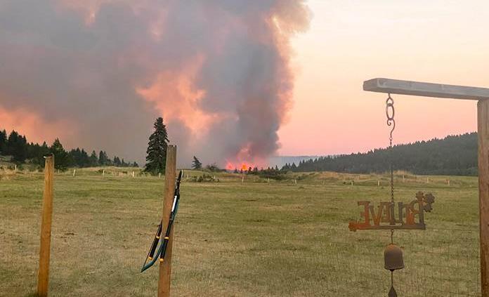 México envía bomberos a Canadá para combatir incendios forestales