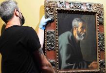 Orleans recupera un posible cuadro del apostolado perdido de Velázquez
