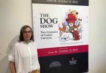 Museo celebra 200 años de caricaturas caninas