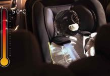 Ford desarrolla alerta para evitar muertes de niños por golpe de calor
