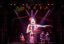 Una Carmen rockera se sube al escenario en la Ópera de Tokio