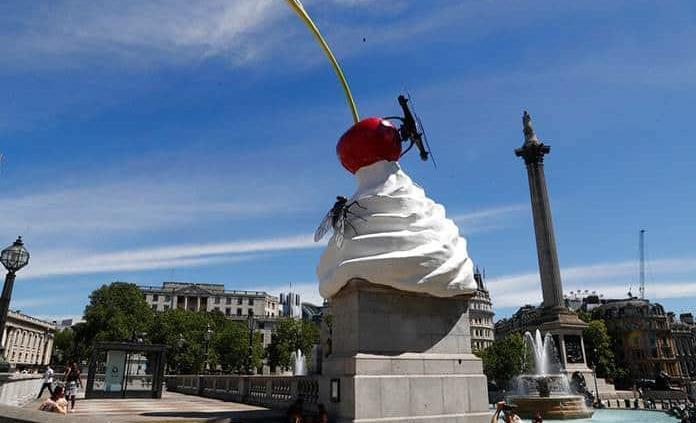 La mexicana Teresa Margolles exhibirá en la plaza Trafalgar de Londres en 2024