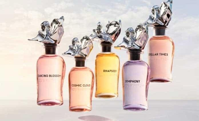El arquitecto Frank Gehry diseña el frasco de último perfume de Louis Vuitton