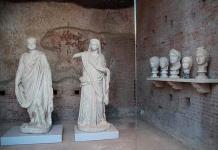 Un nuevo recorrido por la Casa de las Vestales en el Foro Romano