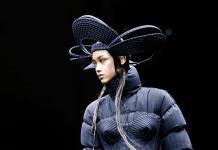 La reinvención japonesa de Jean-Paul Gaultier junto a Chitose Abe