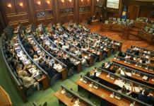 Kosovo adopta resolución que condena masacre de Srebrenica