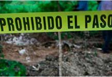 Familia que buscaba a un familiar desaparecido encuentra restos de una mujer en El Naranjo
