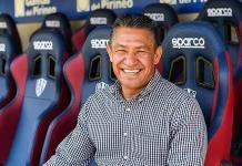 Ambriz suma su tercera derrota consecutiva con el Huesca