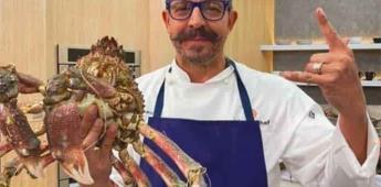 Covid regresa al chef Benito Molina a la cocina