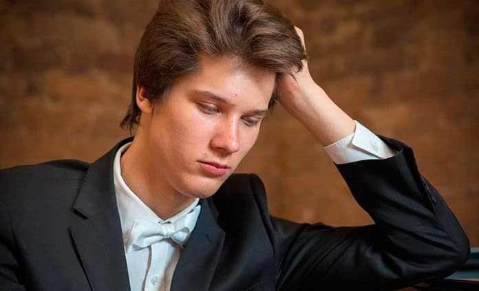 """Vladimir Petrov presenta su nuevo álbum """"Encore"""", en el museo Leonora Carrington"""