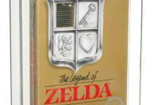 Ejemplar incólume de Leyenda de Zelda se vende por 870 mil dólares