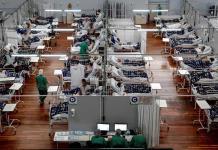Brasil roza los 21.6 millones de positivos, mientras la covid se ralentiza