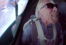 Ha sido mágico, dice el multimillonario Branson tras llegar al espacio