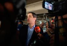 Guaidó pide a la Justicia británica que acepte sus actos sin cuestionarlos