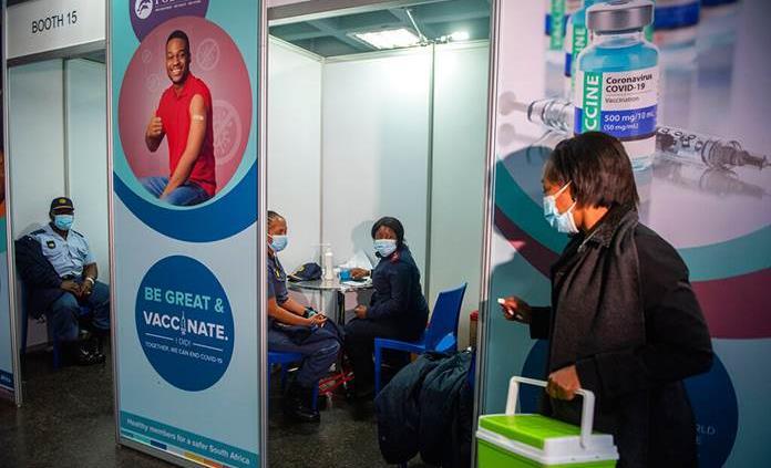 OMS espera que África quintuplique la vacunación para inmunizar a vulnerables