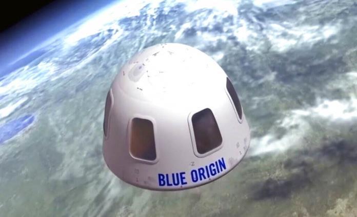Joven de 18 años estará en primer vuelo espacial de Blue Origin