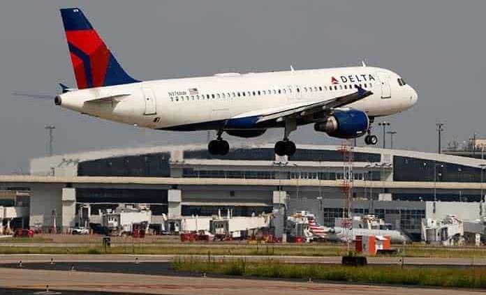 Delta ha retomado el vuelo