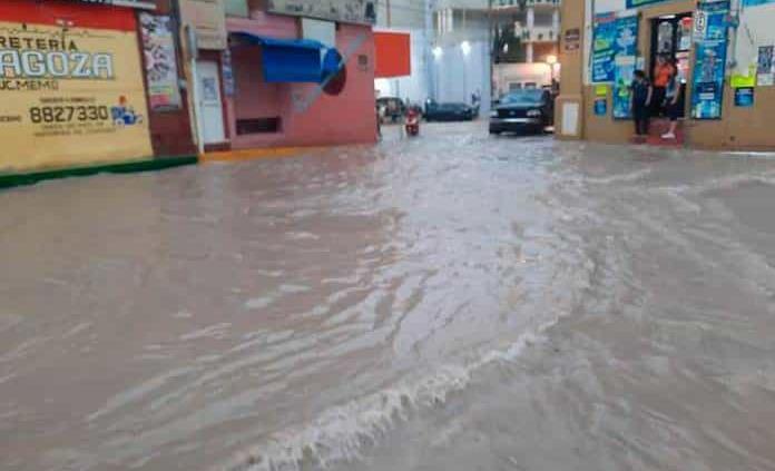 Pronostican fuertes lluvias y granizada