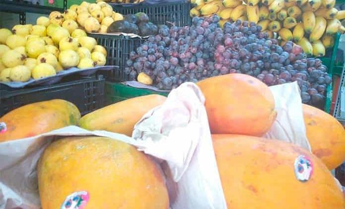 Se dispara precio de las frutas y verduras