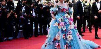 Del teatral vestido de Sharon Stone al vestido corsé de Isabeli Fontana en Cannes