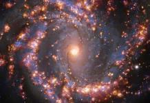 Captan imágenes que ayudarán a conocer por qué el gas forma las estrellas