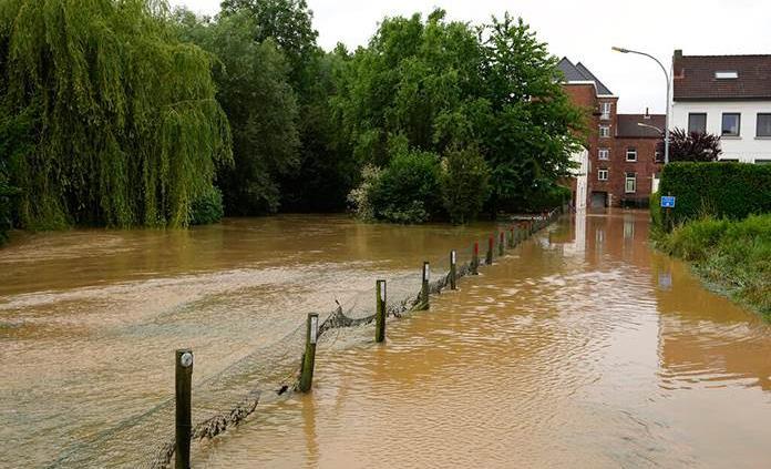 Inundaciones como las alemanas serán cada vez más frecuentes, según experto
