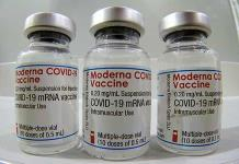Moderna está desarrollando dosis única de refuerzo contra covid-19 y gripe