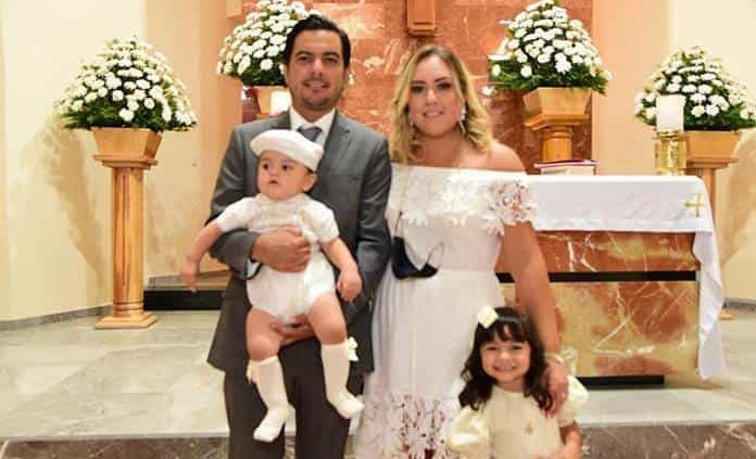 Jorge ingresa a la familia de cristo