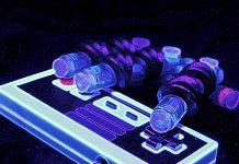 Imprimen en 3D una mano robótica suave capaz de jugar a Super Mario Bros.