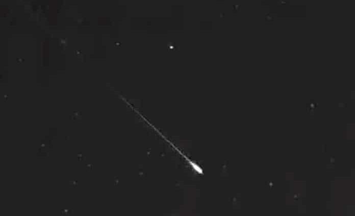 Un gran meteoro fue visible durante 27 segundos sobre Puerto Rico