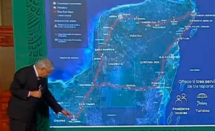 AMLO anuncia la creación de un aeropuerto en Tulum; recibirá 4 millones de turistas