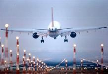 Aumenta 43% tráfico aéreo en la red ASA