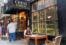 El último rincón de Nueva York donde todavía reina el ajedrez
