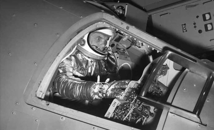 Conmemoran el centenario del astronauta John Glenn