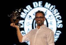 Jorge Drexler agradece Premio Mar de Músicas con concierto