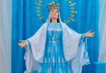 Preparan actividades por quincenario de la Virgen de la Asunción