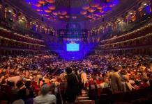 El Royal Albert Hall pone banda sonora a sus 150 años de historia