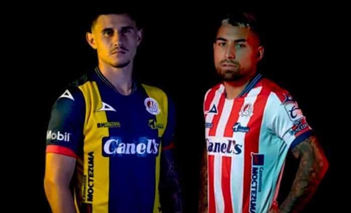 Presenta el Atlético de San Luis nuevos uniformes para el Apertura 2021