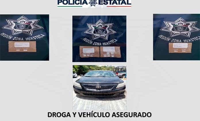 Policías detienen a tres supuestos integrantes de un grupo delictivo en Ciudad Valles